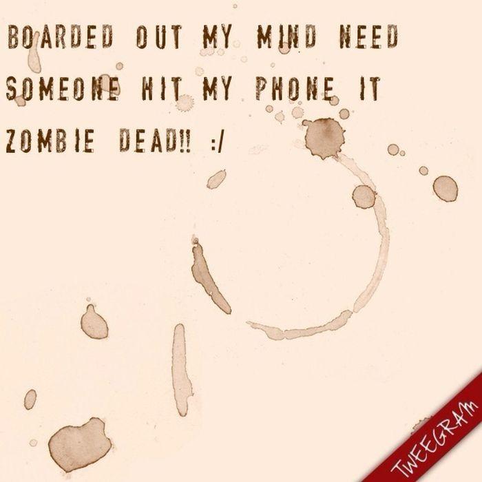 Boredom help me!!