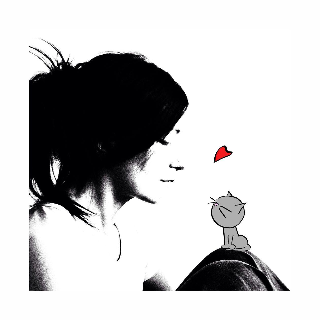 Me and Mati Me Cat Love