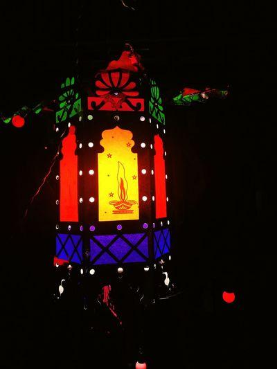 Lantern Light Diwali Festive Lantern Love Life Greetings Add Colour To Life
