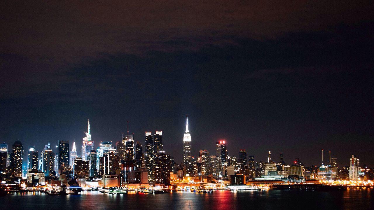 Beautiful stock photos of night, Architecture, Building Exterior, City, City Life