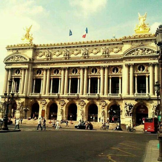 Academie nationale de musique Music Academiemusique Paris Franca #museum