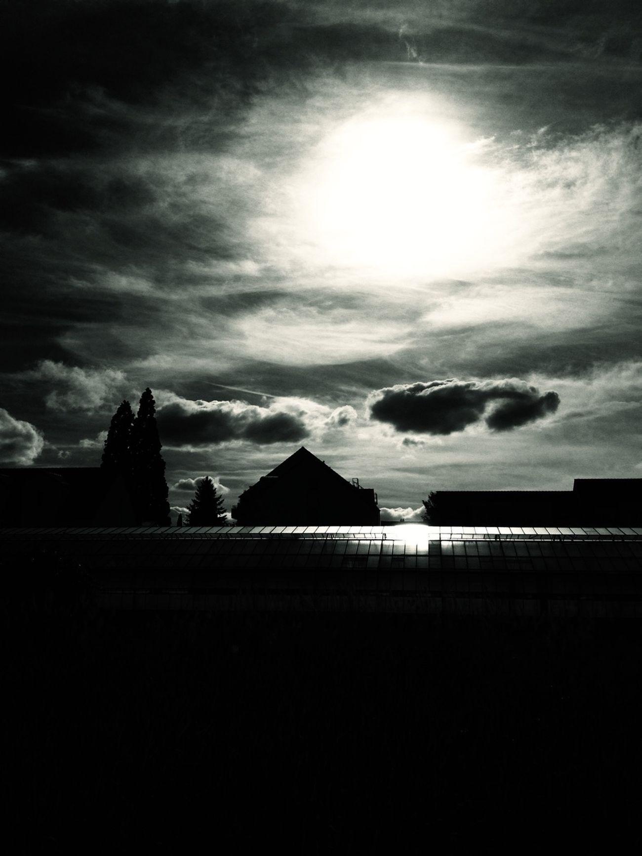 village silhouettes Blackandwhite Schwarz & Weiß Monochrome Streetphoto_bw