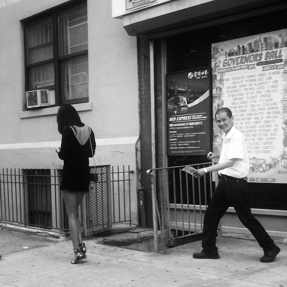 Chinatown NYC EyeEm Best Shots The Street Photographer - 2015 EyeEm Awards Streetphotography_bw Blackandwhite Photography Street Protography New York City Black And White
