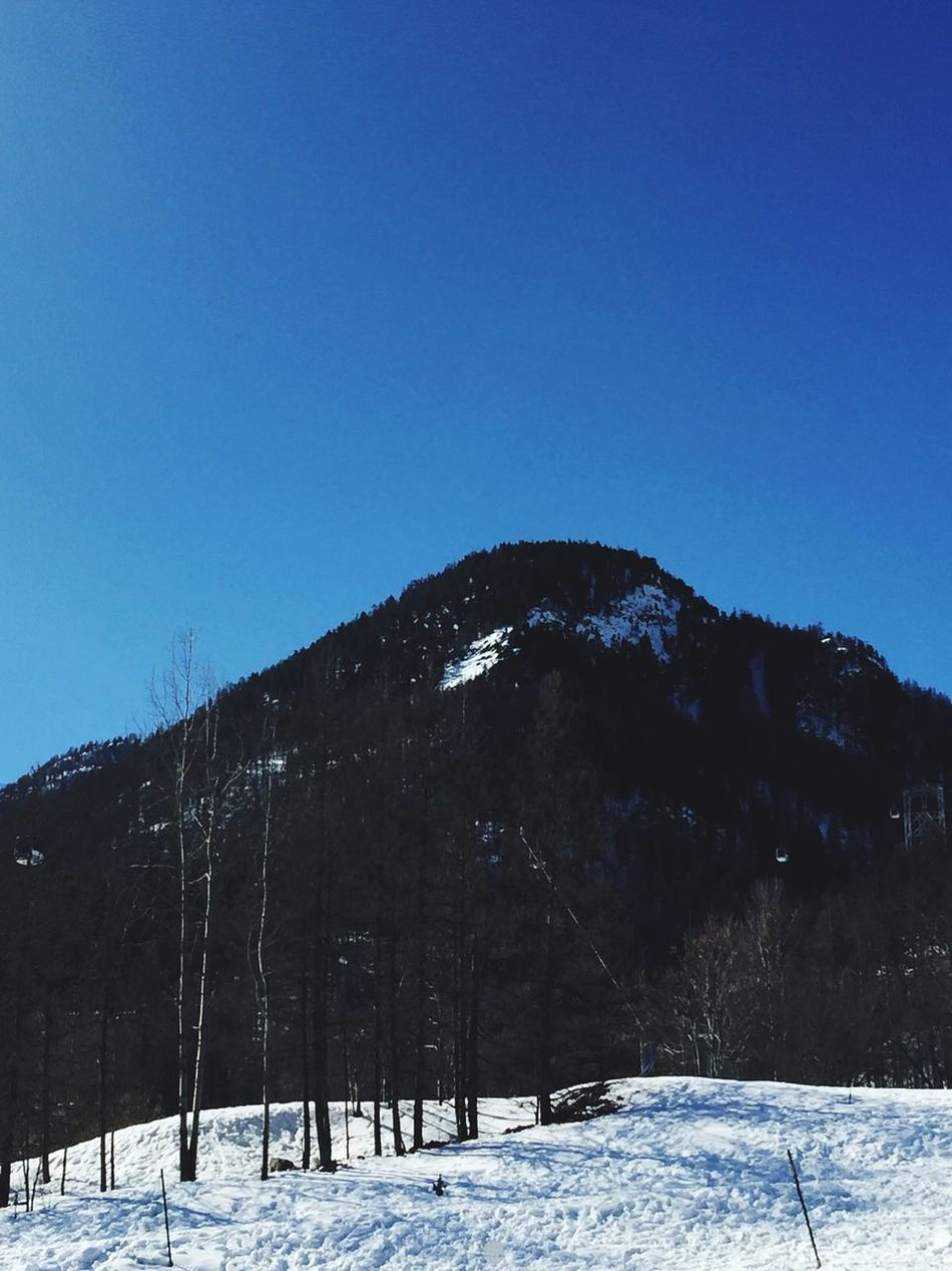 Serre Chevalier  Club Med Mountains Montagne Snow Sun Blue Sky