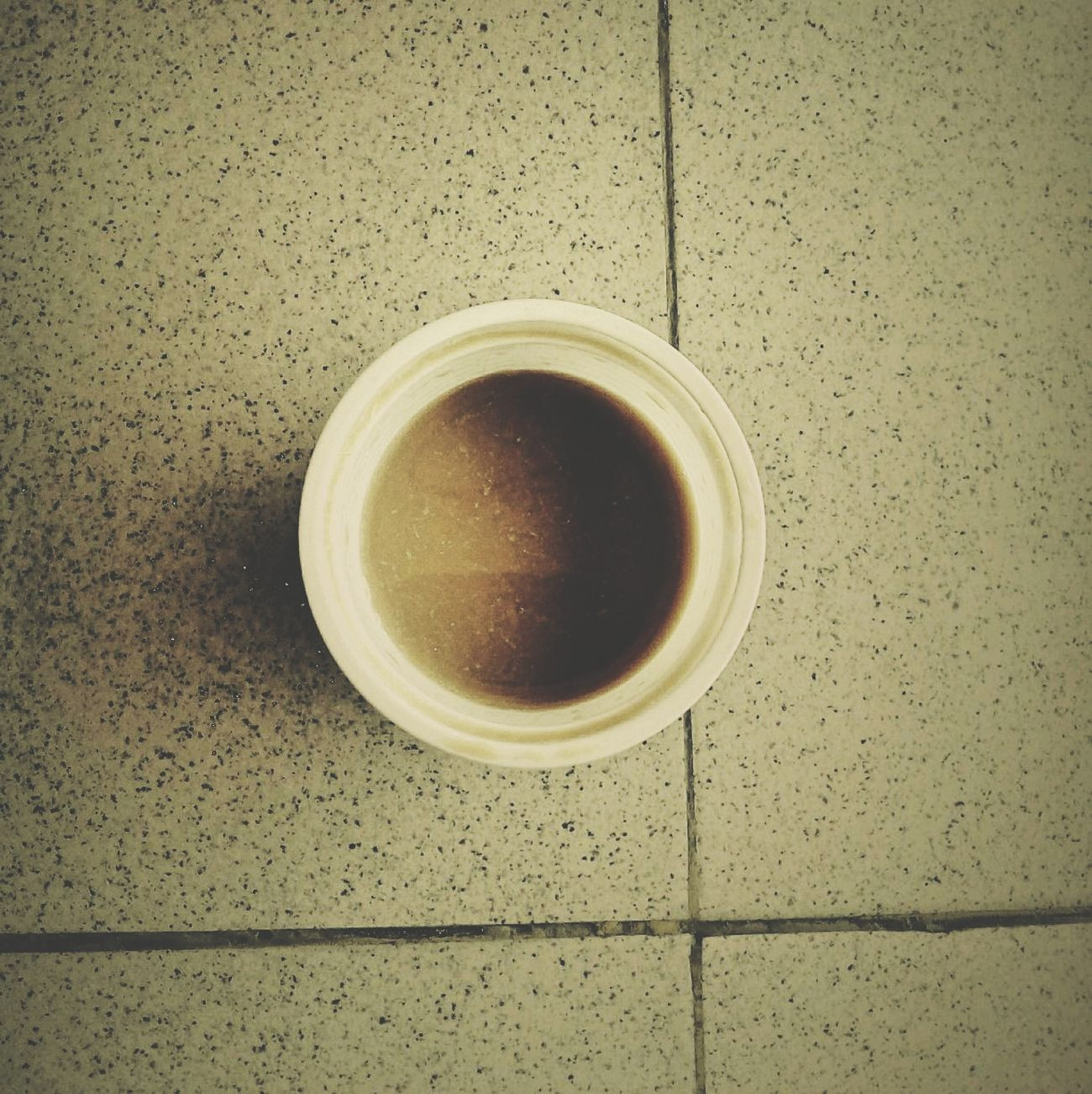 Good Morning Ditching Class Tea Circle_In_Square