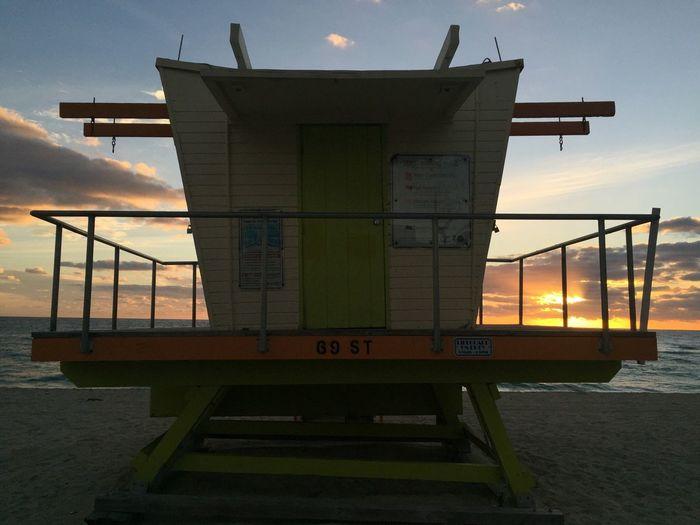 Miami Beach Lifeguard Collection Lifeguard Collection Miami Beach Lifeguard Tower Lifeguard Station Miami Colors Collection Sunset_collection Sunrise Sunrise_sunsets_aroundworld