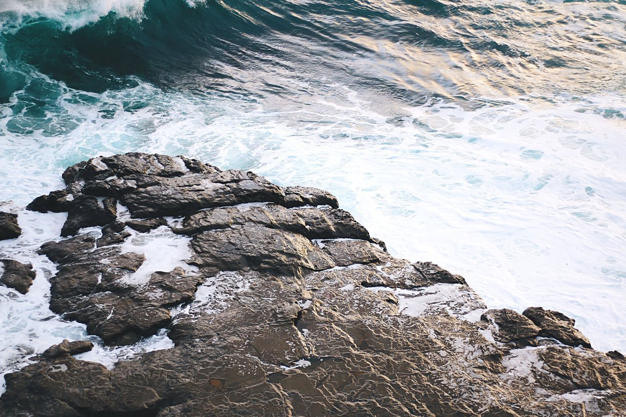 Blue ocean Ocean Sea Wave Water Nature Beauty In Nature Beach Outdoors Day Scenics Rocky Coastline EyeEmNewHere Pacific Coast Highway California Blue Rocky