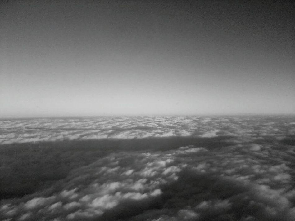 Aerial Shot Blackandwhite LifeLess Sphere Somewhere Lost Shapeless Horizon knowing no limits