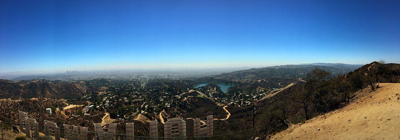 View of LA First Eyeem Photo