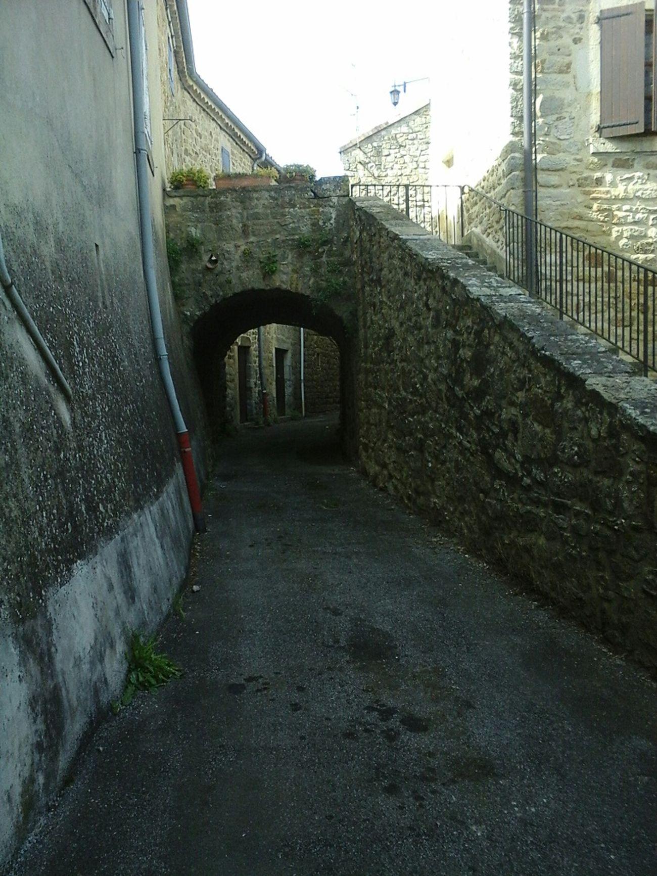 Old Village France