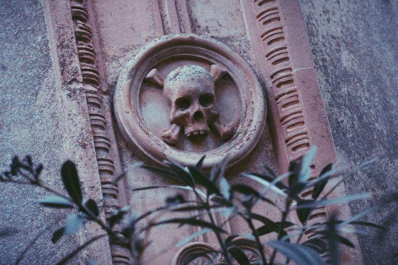 Graveyard in Mazzarino