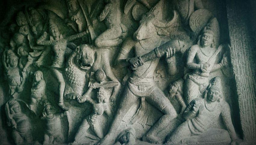 Sculpture Art And Craft ArtWork Full Frame Backgrounds Wall Sculpture Creativity Indian Sculpture