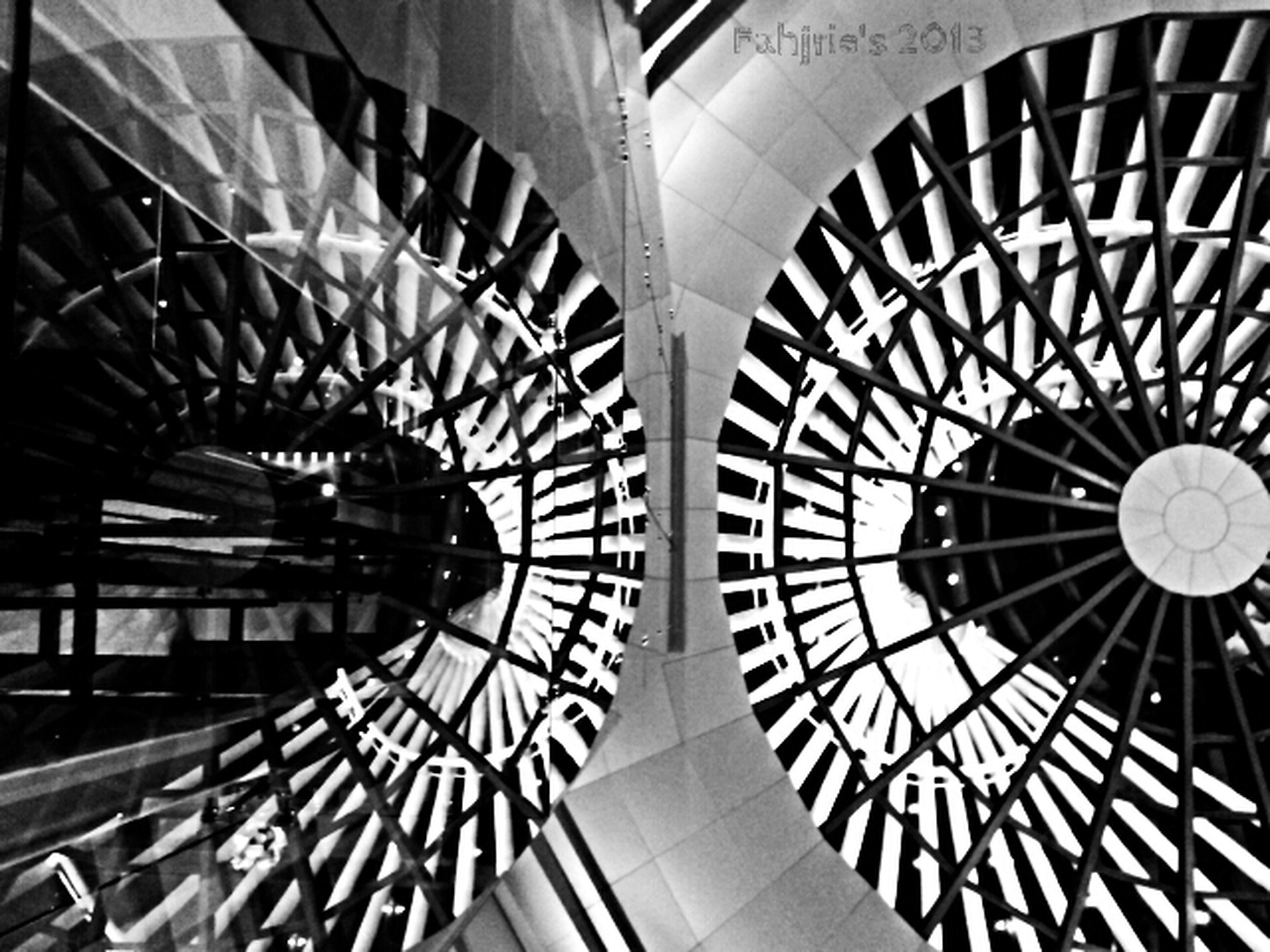 Double vision Reflection Bw_collection Blackandwhite EyeEm Best Shots