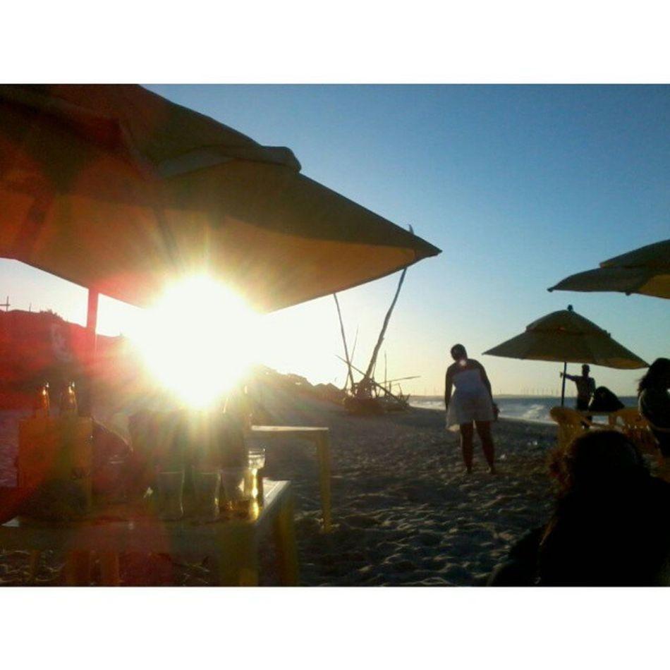 Êta saudade... CanoaQuebrada Ceará Brasil Praia Sol Goodvibes Rahhdantas Vibetriskelion