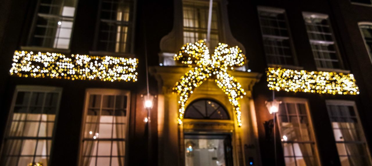"""The difficult we do immediately, the impossible might take a little longer."" Waldorf Astoria Amsterdam Light Blurred"