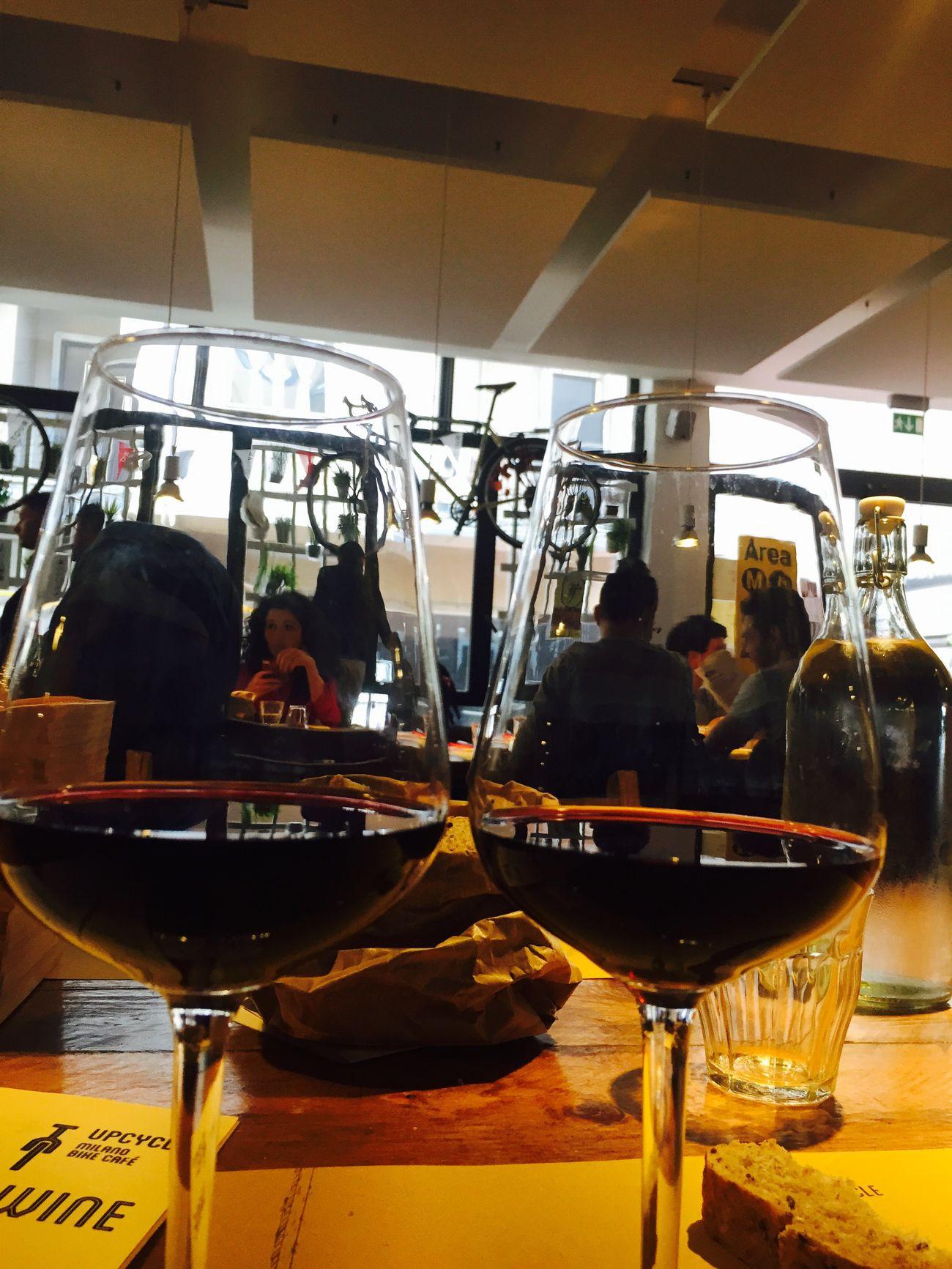 Coworking playground.. Eating Food Coworkingspace Milano Working Wine Fun EyeEm Best Shots EyeEm Bike