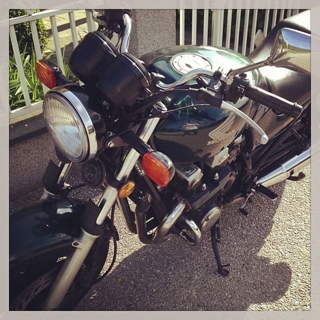 My ride - Honda SevenFifty Motorcycles Honda