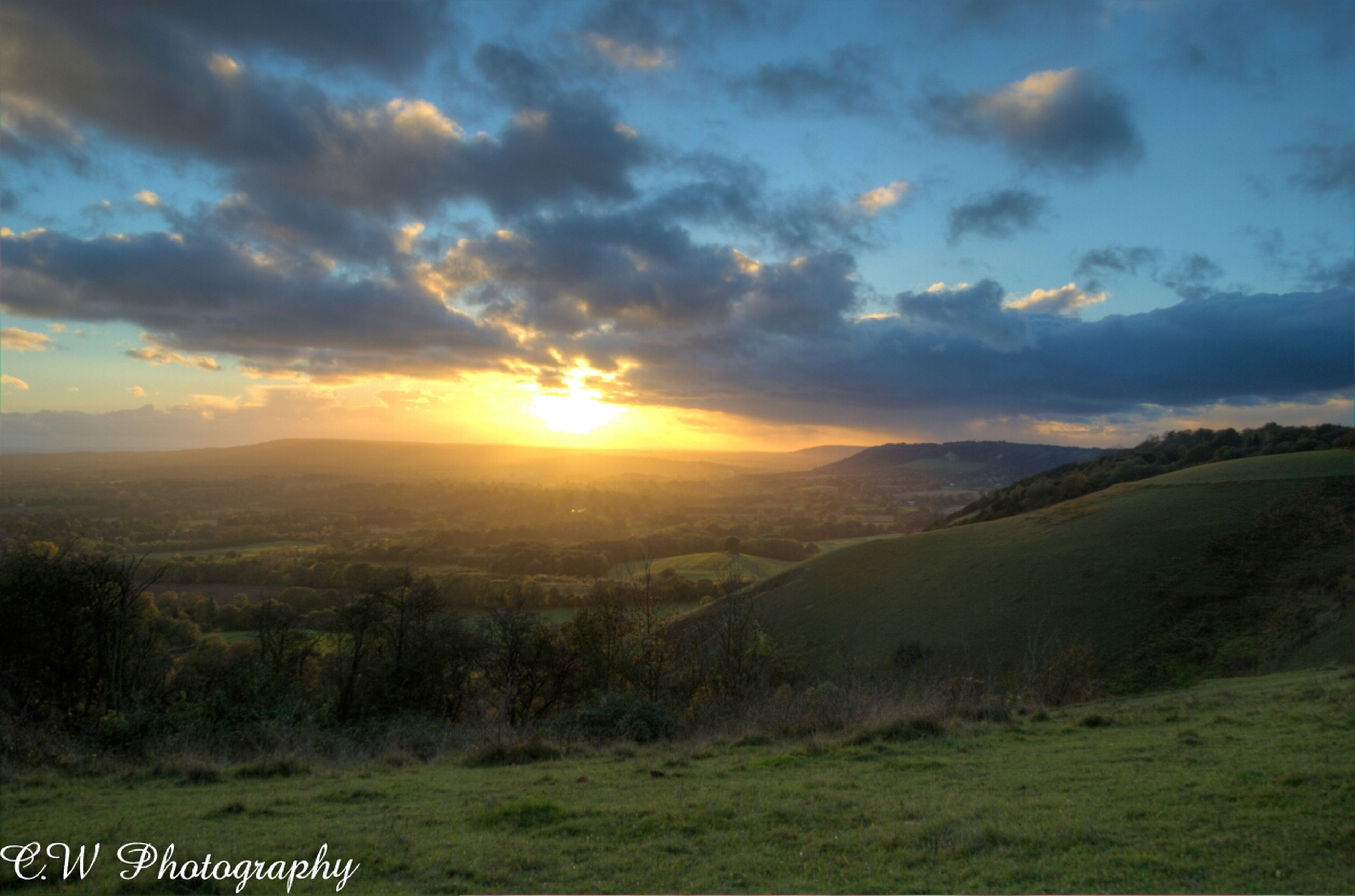Hdr Edit Landscape Photography Sunset #sun #clouds #skylovers #sky #nature #beautifulinnature #naturalbeauty #photography #landscape Eye Em Nature Lover