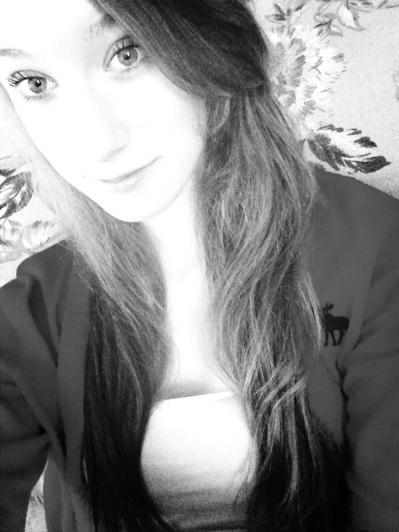 Happy New Years  First Selfie Of 2014 Black And White Happy