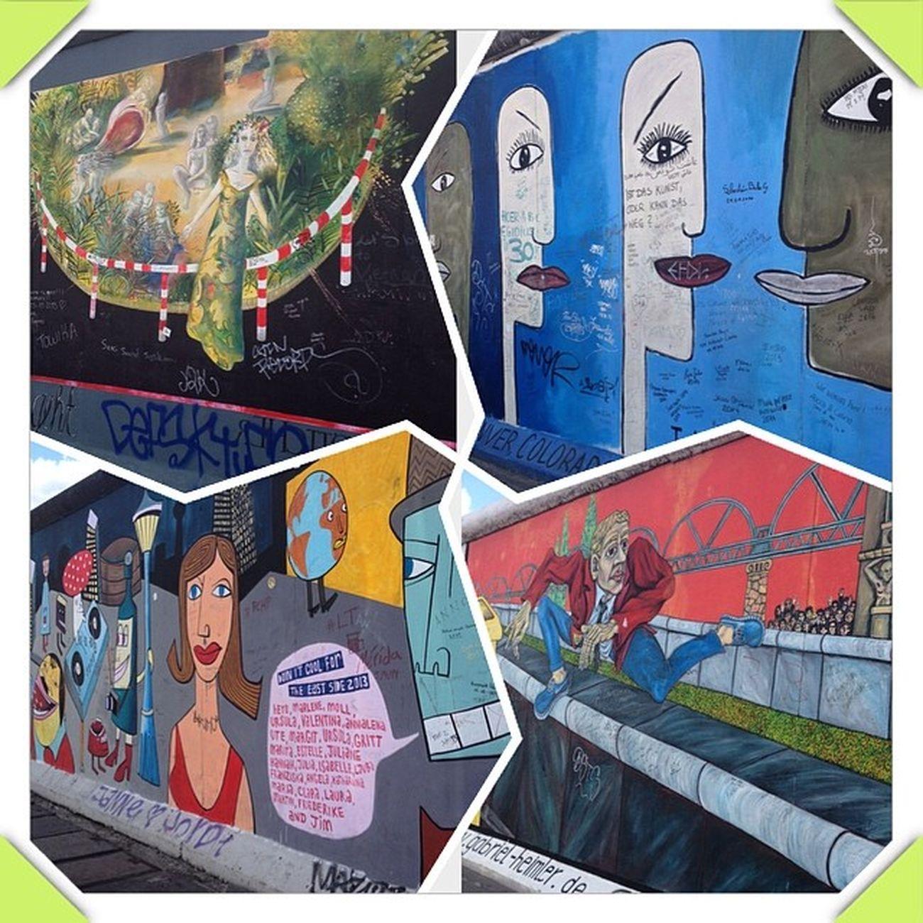 Berlin Streetart Berlinwall Peoplerepresent