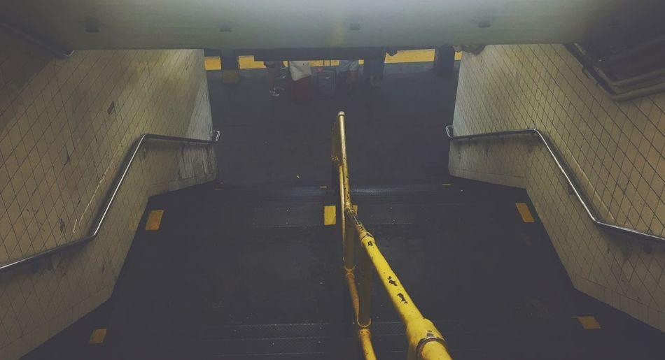 Subway Station Travel Taking Photos NYsubway Dark Week On Eyeem