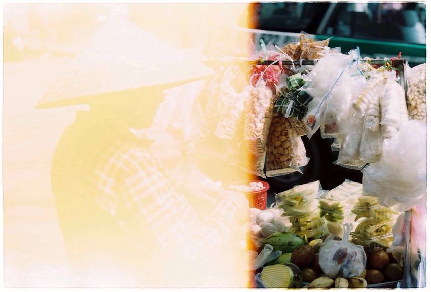 Vietnam Film Photography 35mm Afternoon Food Street Photography Street Life