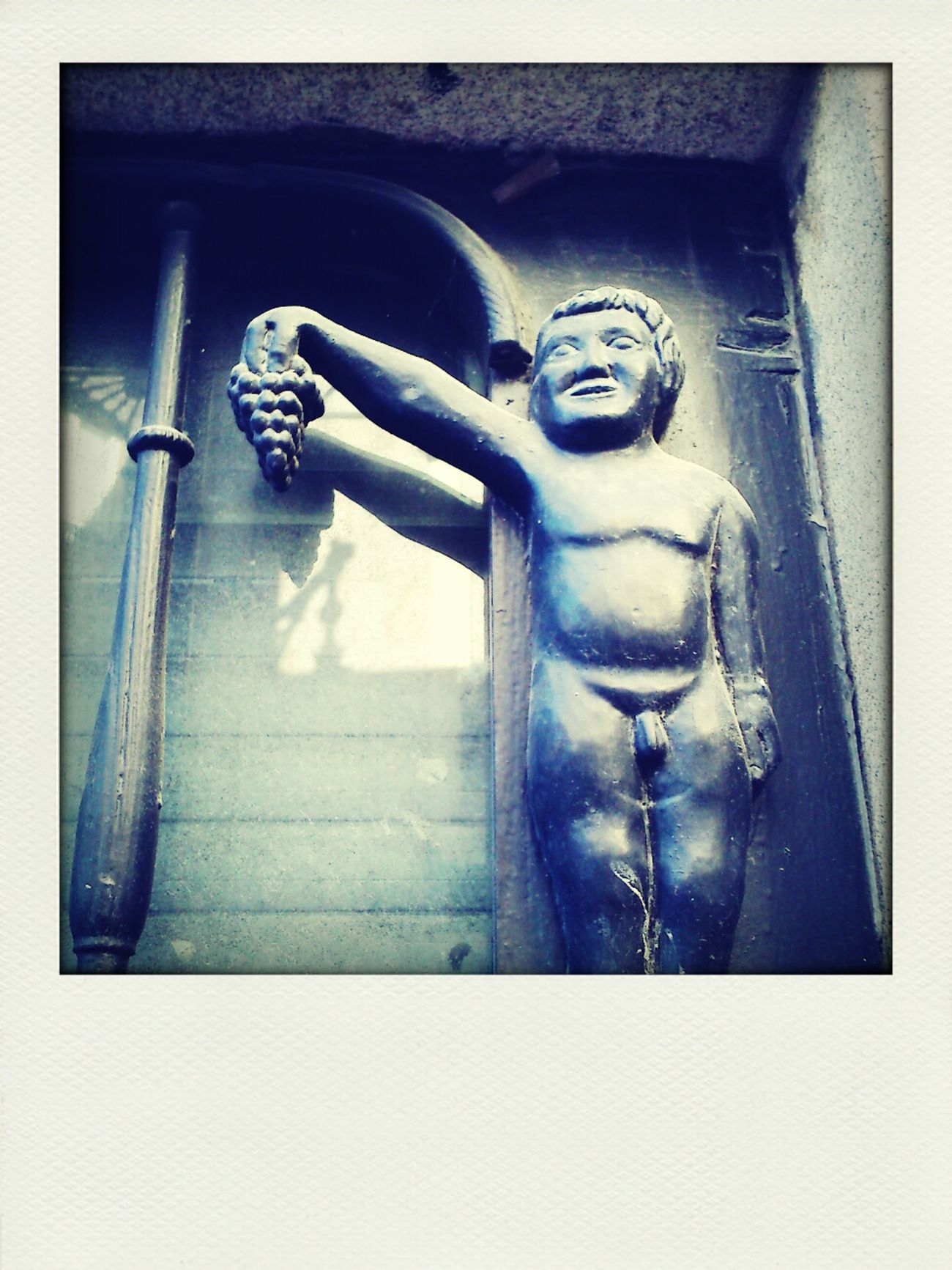 little dionysus / calle de los vinos Shoot, Share, Learn - EyeEm Lugo Meetup Lugo