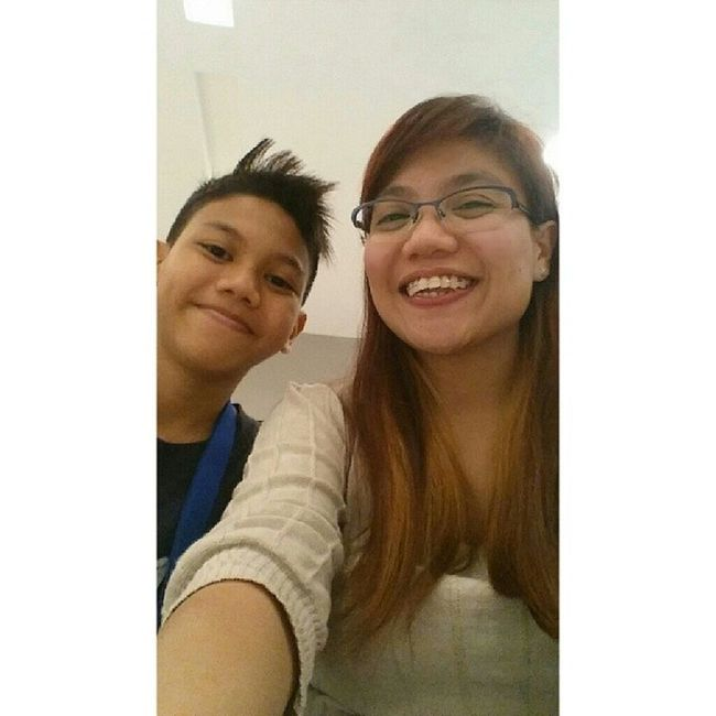 Early mall hopping with this kiddo ??? Titaduties Qualitytime Gastostime