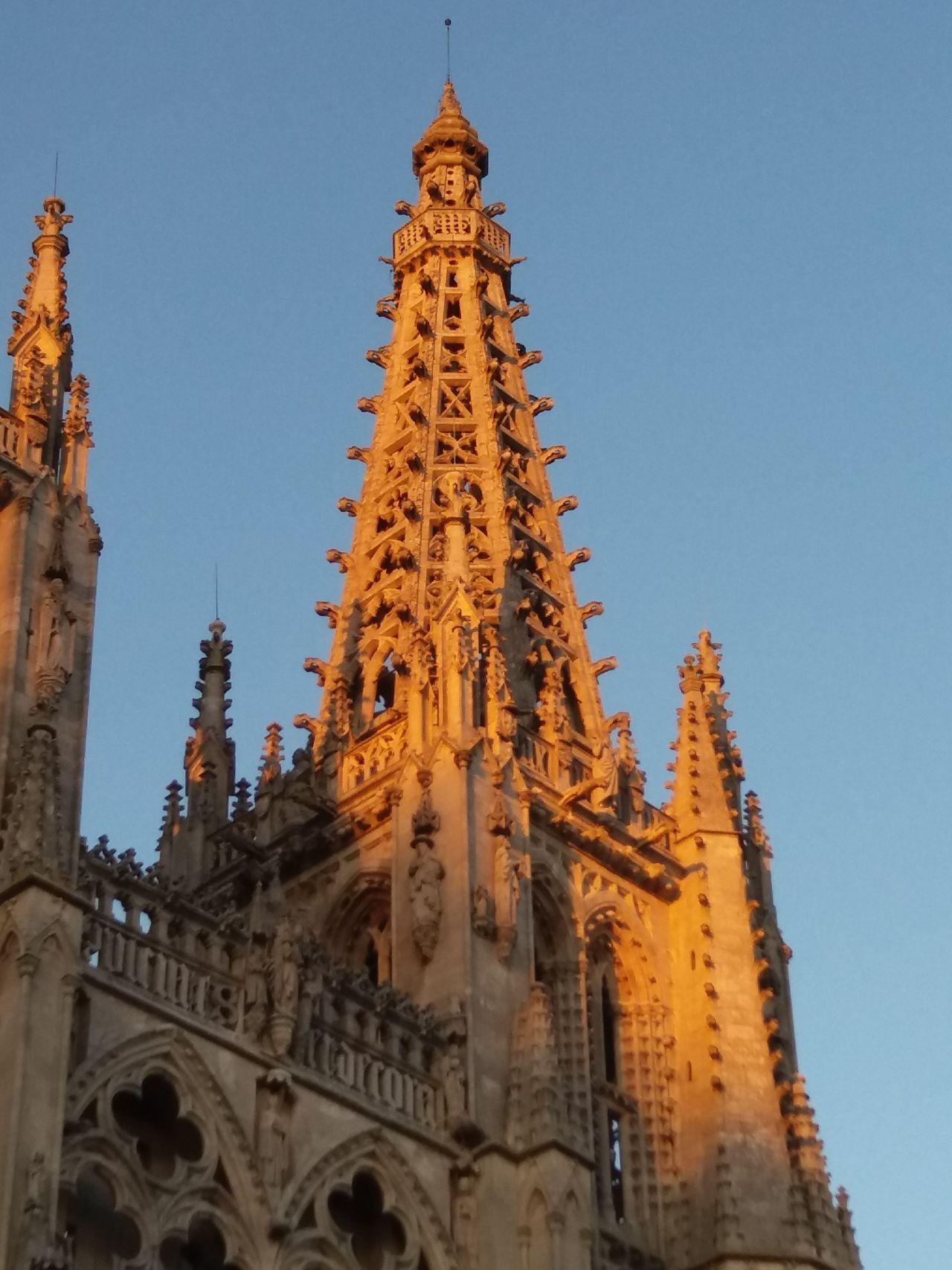 Hidden Gems  Piedra Catedral De Burgos Cathedral Burgos Stone Gigant