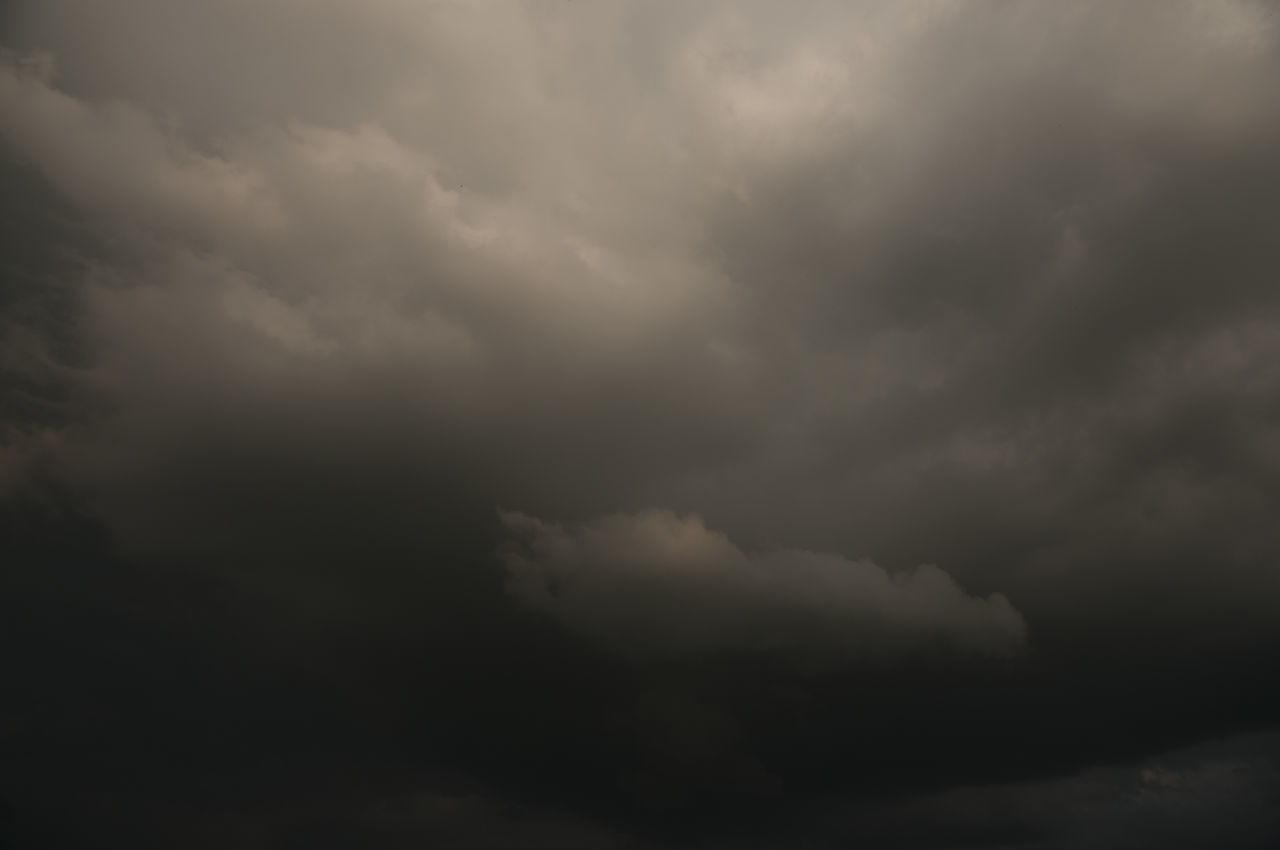 Backgrounds Beauty In Nature Cloud - Sky Cloudscape Dark Day Dramatic Sky Nature No People Ominous Outdoors Scenics Sky Storm Storm Cloud Thunderstorm Weather