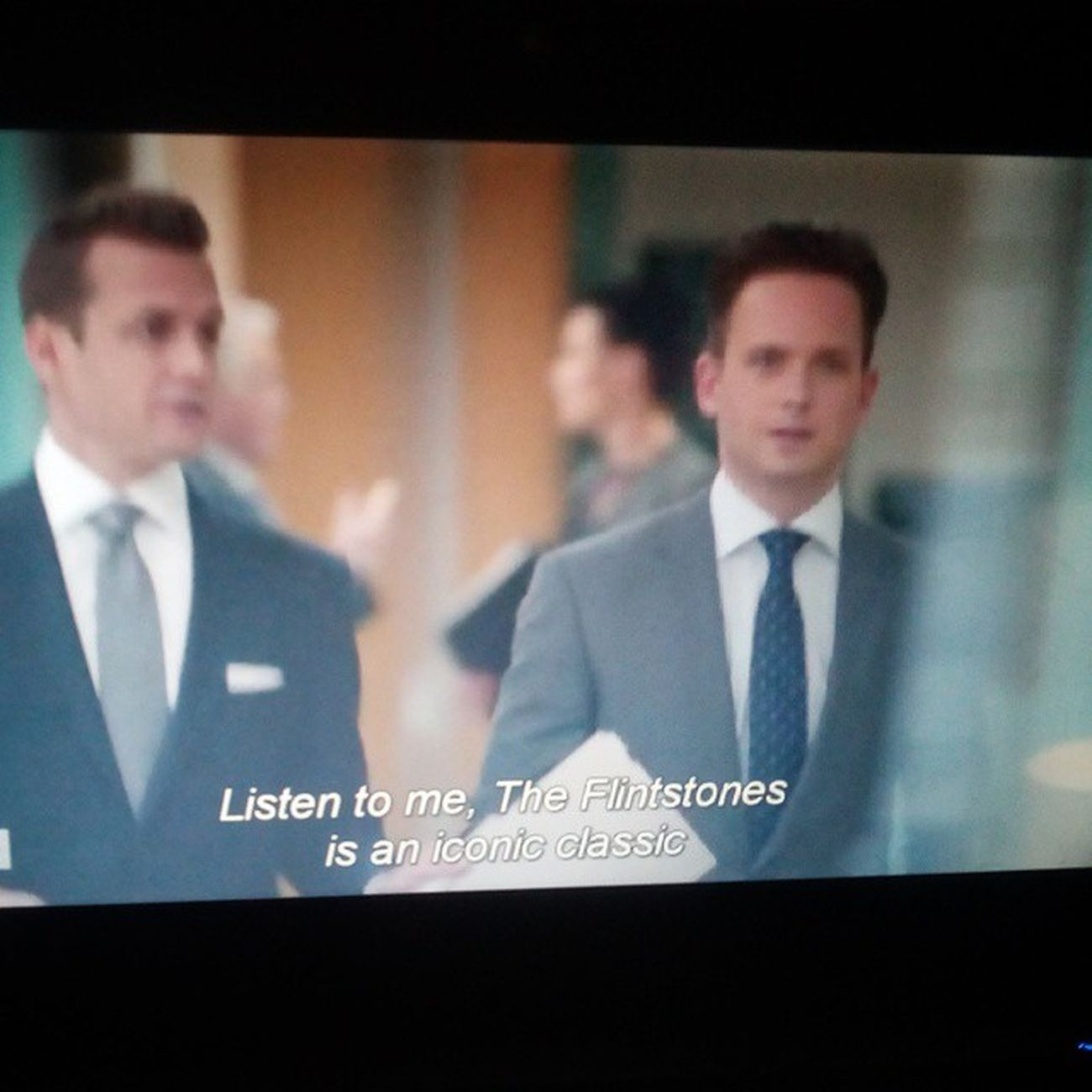 Oh it's definitely worth the wait!!! Suitors Suits  @suits_usa
