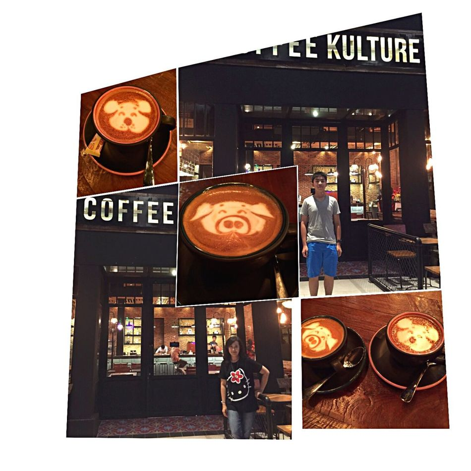 Coffee Kulture is now brewing @ Baywalk Mall. Coffee Brewing Coffeeoftheday Twocups Cappuccino Enjoying Life Hanging Out Freetime 👌 Taking Photos Myhobby Relaxing Ilovecoffee Coffeeart Creative Design Makingcoffee Drinkcoffee🍵