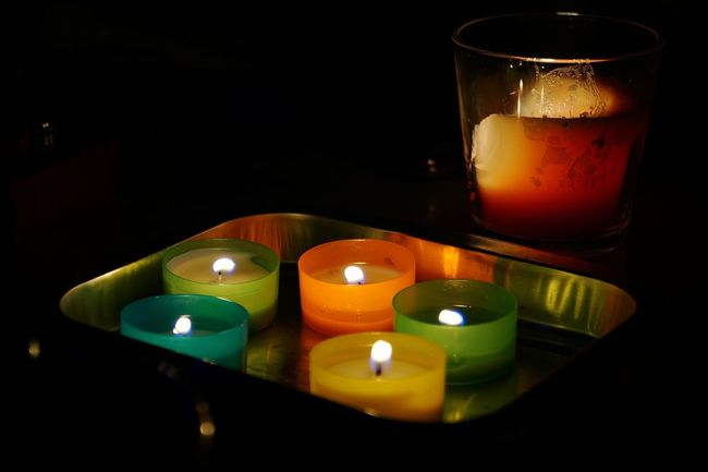 Candle Flame Tea Light No People Colorfull Factory Focus On Foreground Color Portrait Natural Beauty Colors Of Life Colorphotography Color Photography EyeEm Best Shots The Week On Eyem Fotography Close-up Clouds Outdoor Photography Night Lights Nightshot Nighttime