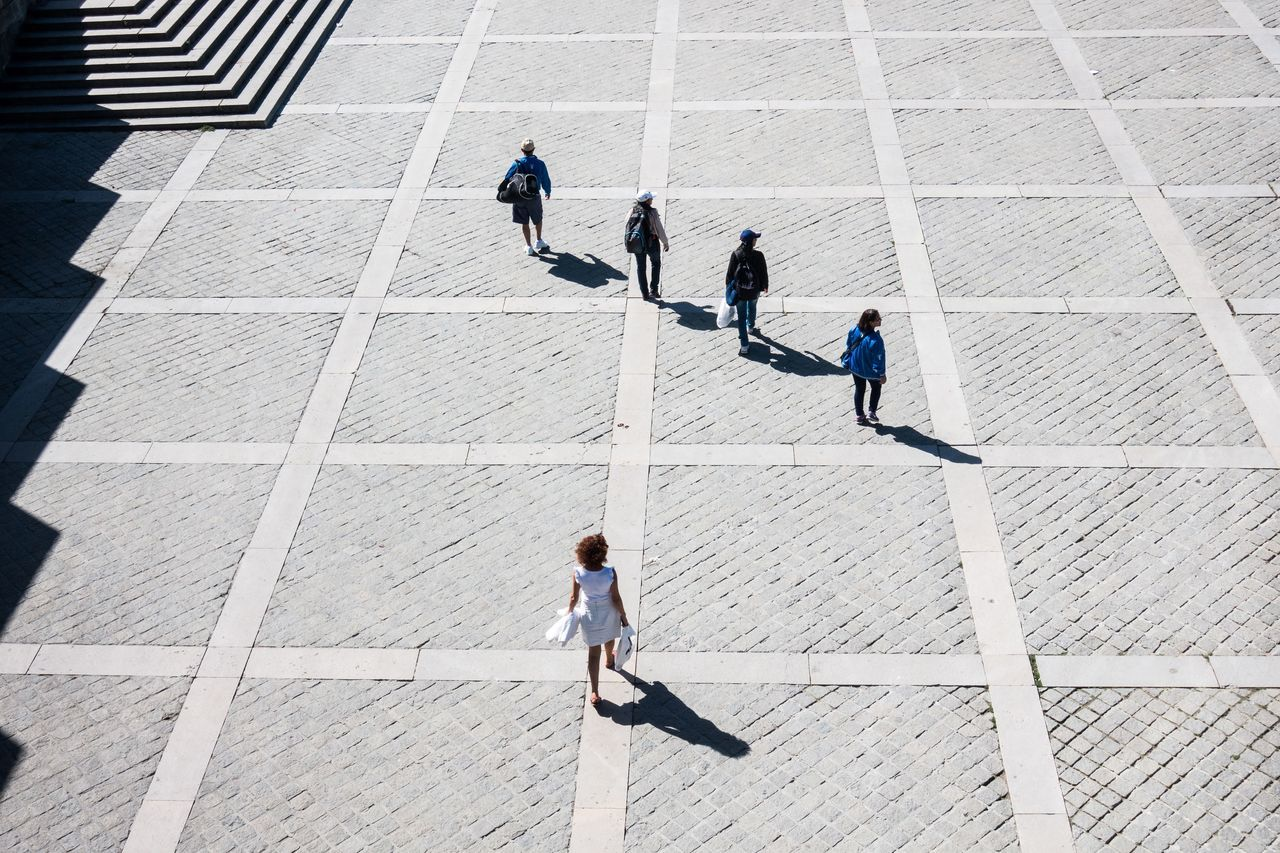 Walking Outdoors Street Photography Architecture People Walking