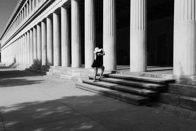 Streetphotography Shades NEM Street NEM Black&white