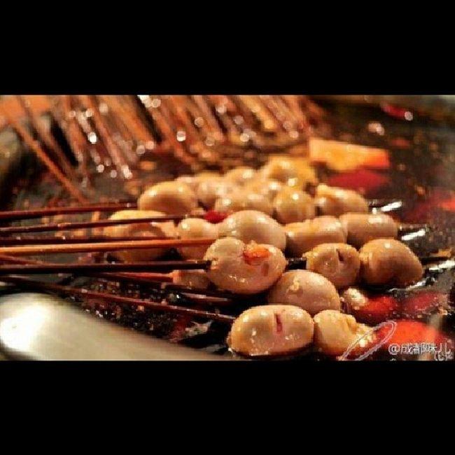 现在最想吃的就是你了!!成都 串串 美食 Good yeomgloveniceChina