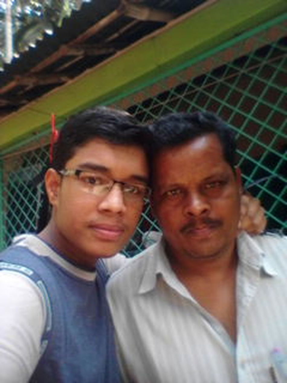 me with my father .......Hello World Travelling Enjoying Life Taking Photos