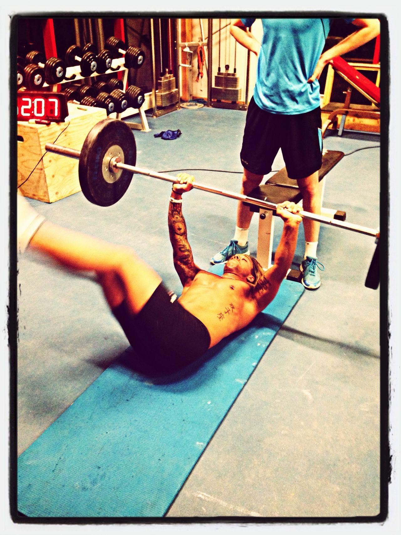 Crossfit Abs Gym Eleiko