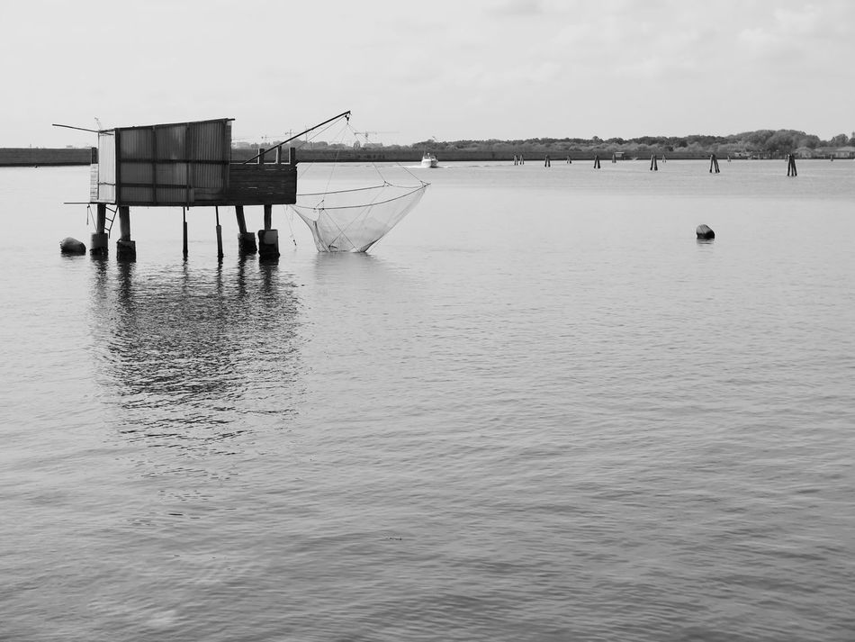 Architecture Beauty In Nature Black & White Black And White Building Exterior Built Structure Day Fish Fishing Holyday Holydays Nature No People Outdoors Scenics Sea Sealife Seascape Sky Tranquil Scene Tranquility Travel Travel Destinations Water Waterfront