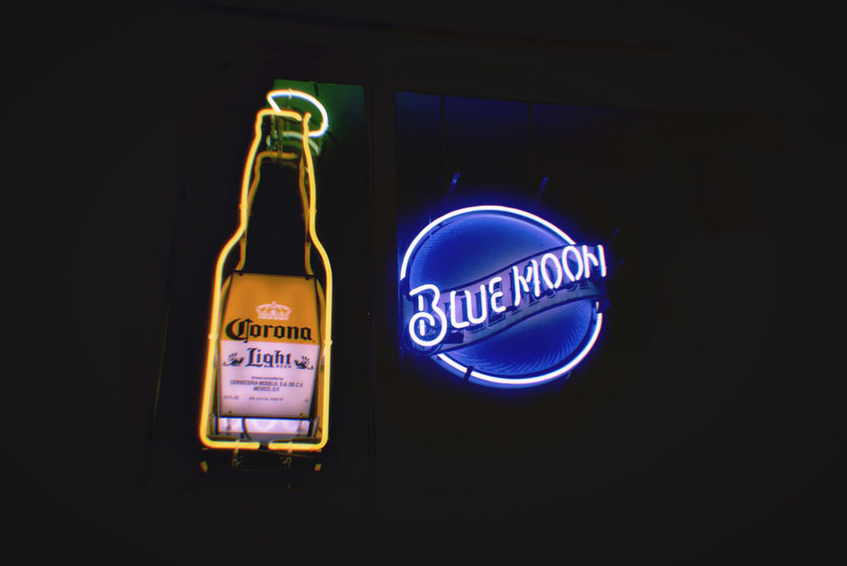 Lightbokeh Vignette Photography Themes Neon Neon Lights Sign Drinking Yes
