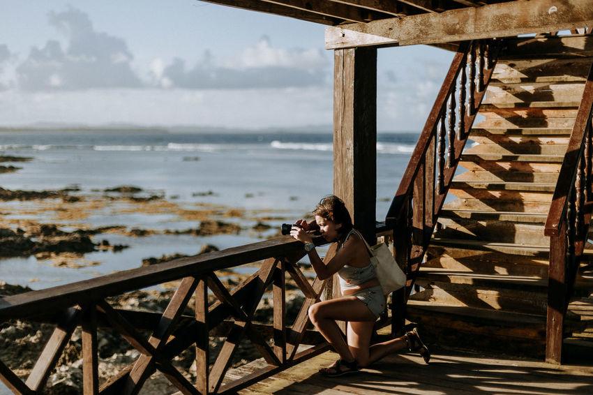 6D Beach Life Island Life Random Surf The Week on EyeEm Beach Canon Siargao Siargao Island Surfing