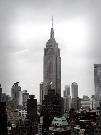 Views from the office...   ESB Awesome architecture Empire State Building timyoungiphoneography