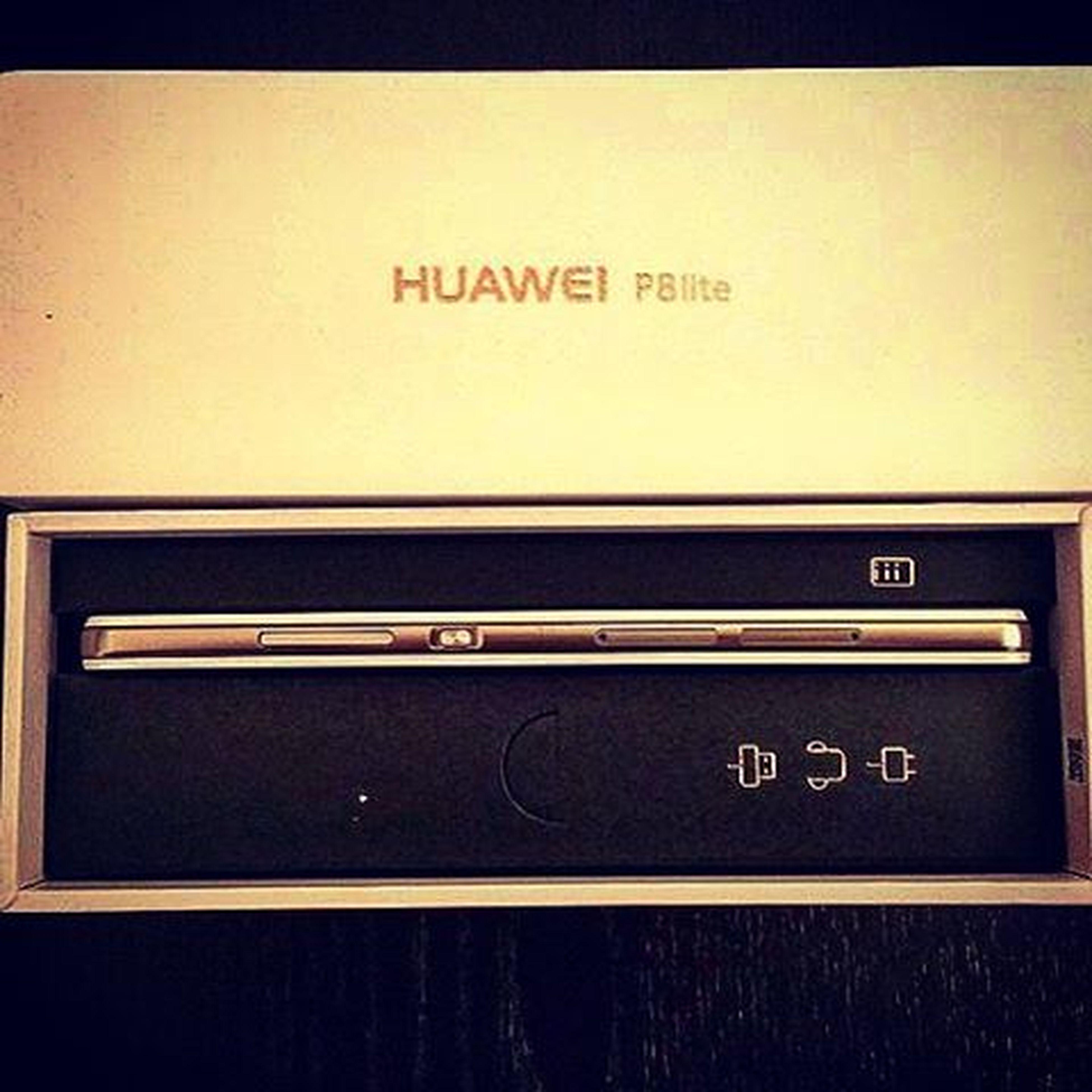 Verpackung können sie schonmal. HuaweiP8Lite Huawei Fuerdiefreundin