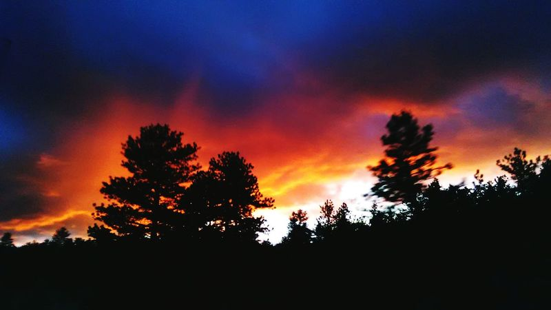Natural Beauty Sunset And Clouds  Sunset_collection Everchanging Canvas Of The Sky Sunsational!! Sunset Taking Photos