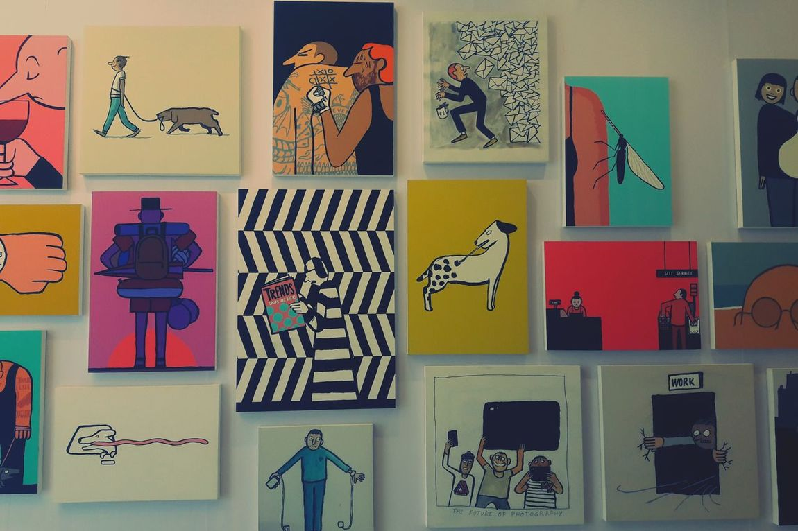 Multi Colored Colors Colorful Color Of Life Color Pop Art Pop Art Inspired Pop Culture Pop Culture Happy Hour