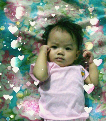 Happy baby amazing good cute