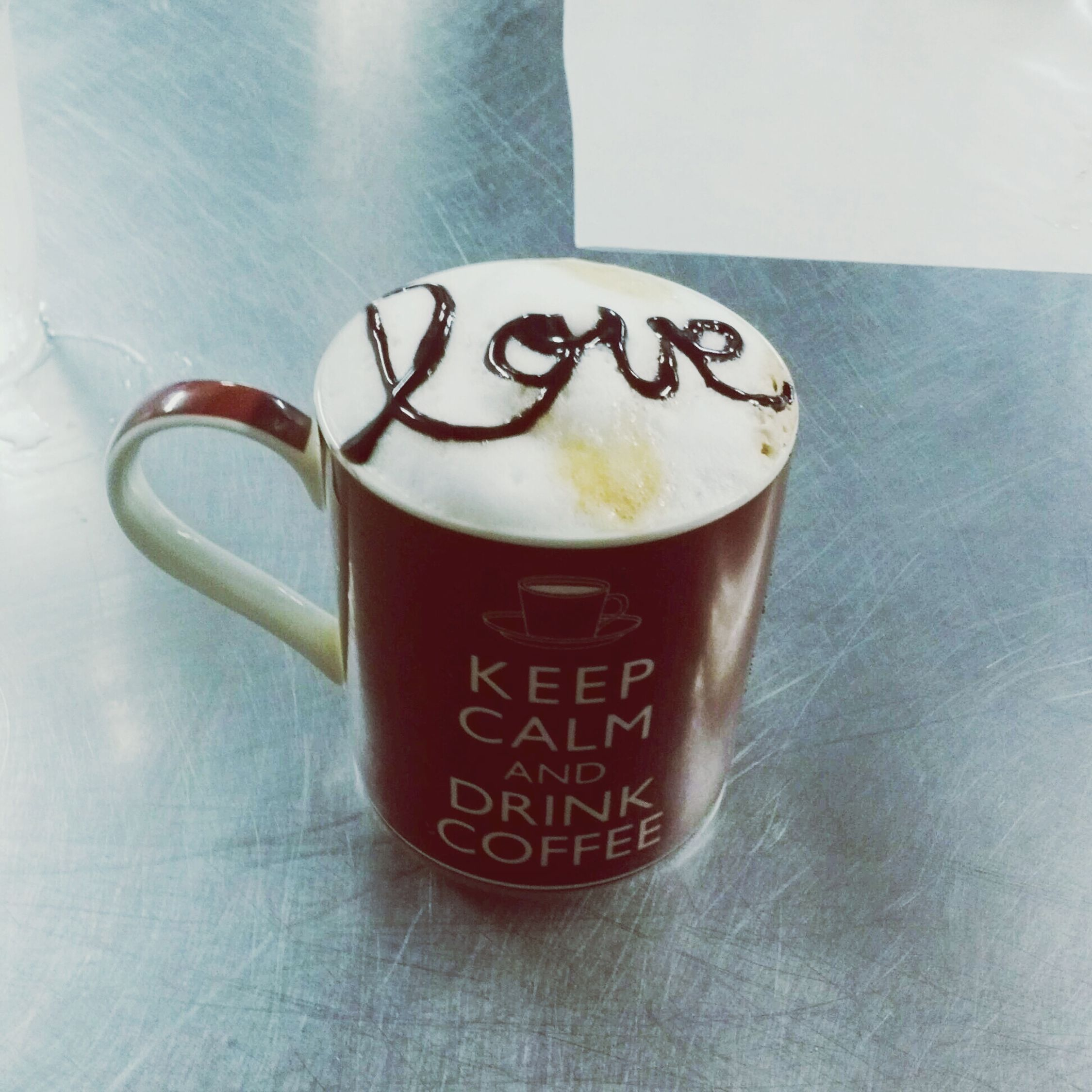 Espresso Good Morning Work Time Food Art