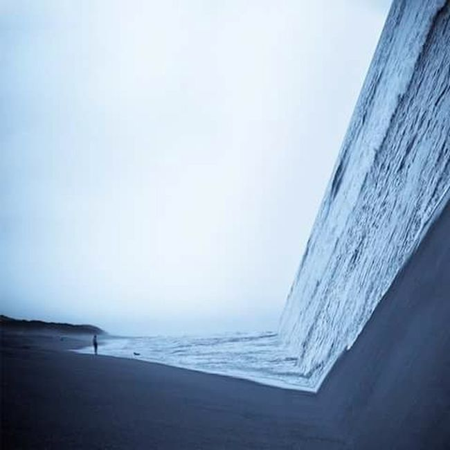 🌊 Perspective Sea Rotation Impotence Nature Powerlessness Helplessness