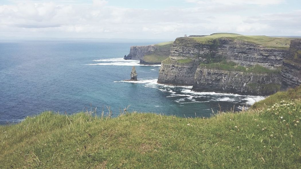 Beautiful ireland Hollydays Greatmoments Cliffsofmoher Wildnature