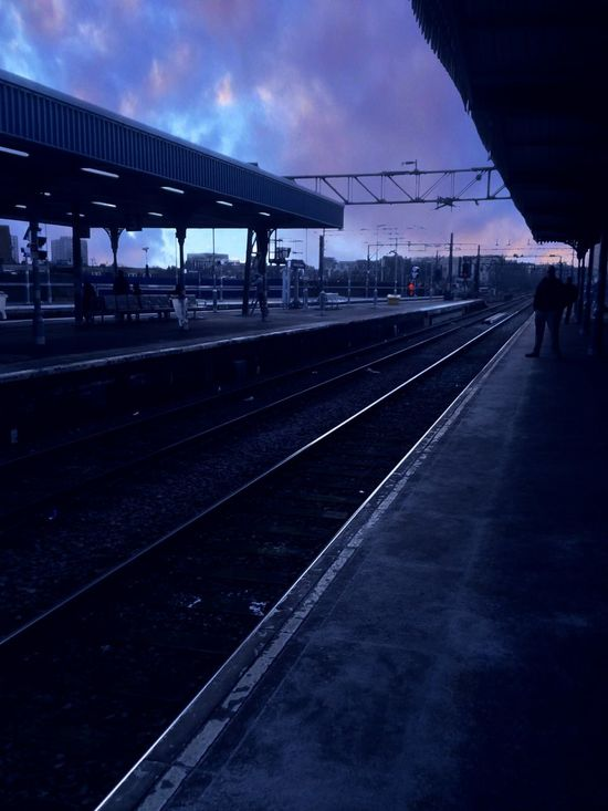 Hackney Downs Train Station Dead Scary